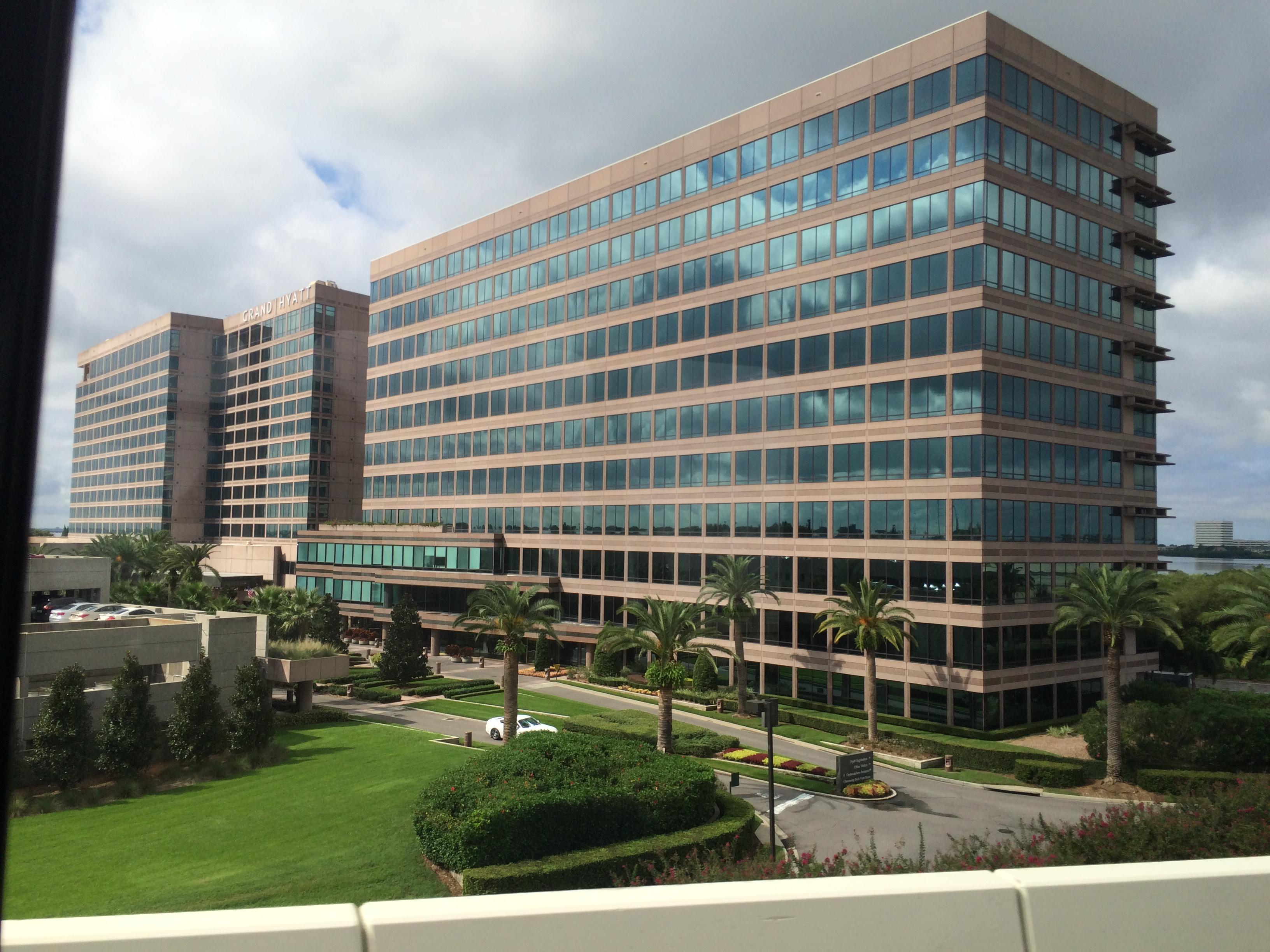 Grand Hyatt Tampa hotel